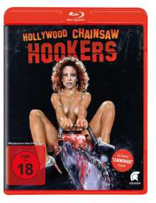 Hollywood Chainsaw Hookers (Blu-ray), Blu-ray Disc