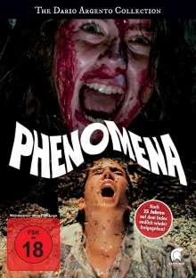 Phenomena, DVD