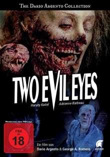Two Evil Eyes, DVD