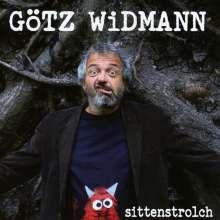 Götz Widmann: Sittenstrolch, CD