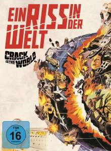 Ein Riss in der Welt (Blu-ray & DVD im Mediabook), 2 Blu-ray Discs