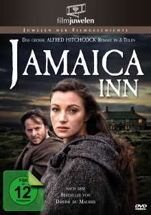 Jamaica Inn (1983), DVD