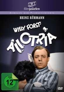 Allotria, DVD