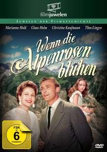 Wenn die Alpenrosen blühen, DVD