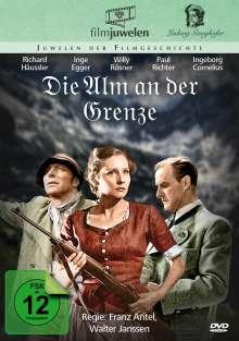 Die Ganghofer Verfilmungen: Die Alm an der Grenze, DVD