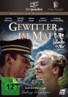 Die Ganghofer Verfilmungen: Gewitter im Mai, DVD