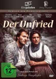 Die Ganghofer Verfilmungen: Der Unfried, DVD
