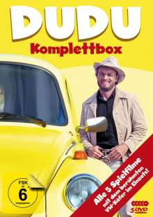 Dudu (Komplettbox), 5 DVDs