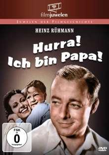 Hurra! ich bin Papa!, DVD