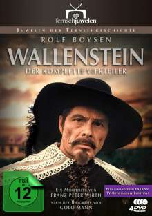 Wallenstein (1978), 4 DVDs