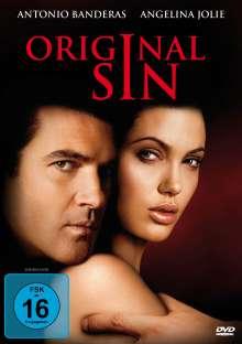 Original Sin, DVD