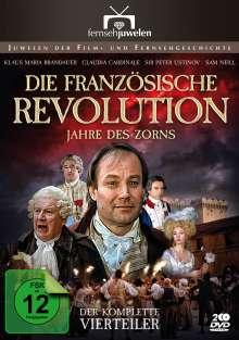 Die französische Revolution, 2 DVDs