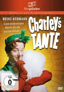 Charleys Tante (1956), DVD
