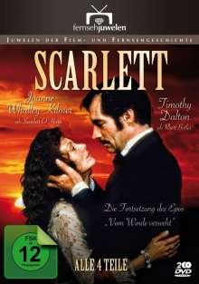 Scarlett, 2 DVDs
