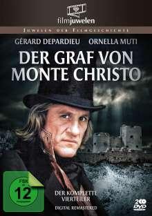 Der Graf von Monte Christo (1998), 2 DVDs