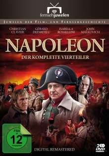 Napoleon (2002), 2 DVDs