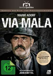 Via Mala (1985), 2 DVDs