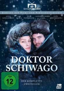 Doktor Schiwago (2002), 2 DVDs