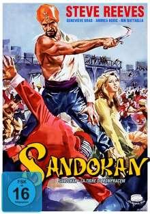 Sandokan, DVD