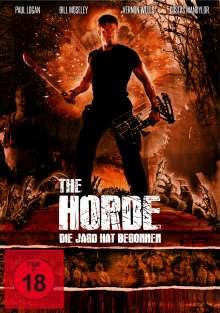The Horde, DVD