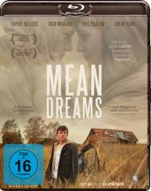 Mean Dreams (Blu-ray), Blu-ray Disc