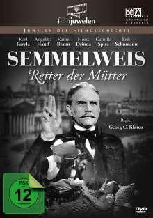 Semmelweis - Retter der Mütter, DVD