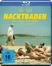 Nacktbaden - Manche bräunen, andere brennen (Blu-ray), Blu-ray Disc