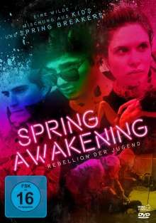 Spring Awaking - Rebellion der Jugend, DVD
