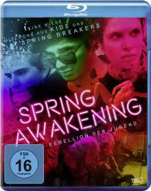 Spring Awaking - Rebellion der Jugend (Blu-ray), Blu-ray Disc