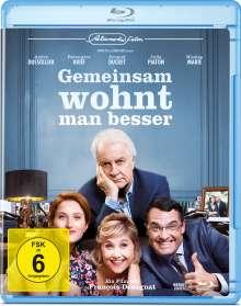 Gemeinsam wohnt man besser (Blu-ray), Blu-ray Disc
