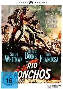 Rio Conchos, DVD