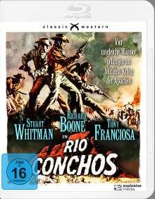 Rio Conchos (Blu-ray), Blu-ray Disc