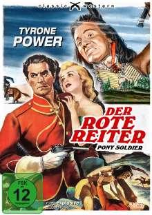 Der rote Reiter, DVD