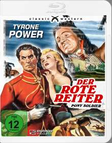 Der rote Reiter (Blu-ray), Blu-ray Disc