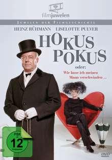 Hokuspokus oder: Wie lasse ich meinen Mann verschwinden...?, DVD