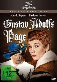 Gustav Adolf's Page, DVD