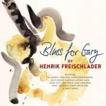 Henrik Freischlader: Blues For Gary (180g), 2 LPs
