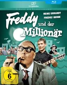 Freddy und der Millionär (Blu-ray), Blu-ray Disc