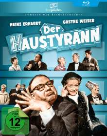 Der Haustyrann (Blu-ray), Blu-ray Disc