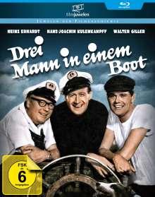 Drei Mann in einem Boot (Blu-ray), Blu-ray Disc