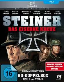 Steiner - Das Eiserne Kreuz I & II (Blu-ray), 2 Blu-ray Discs