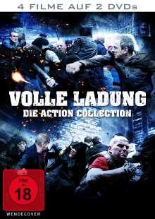 Volle Ladung - Die Action Collection (4 Filme auf 2 DVDs), 2 DVDs
