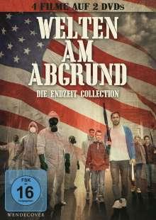 Welten am Abgrund - Die Endzeit Collection (4 Filme auf 2 DVDs), 2 DVDs