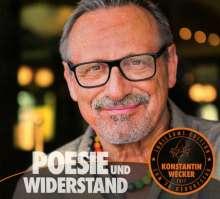 Konstantin Wecker: Poesie und Widerstand, 2 CDs