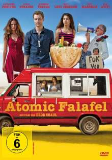 Atomic Falafel, DVD