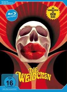 Die Weibchen (Blu-ray), 2 Blu-ray Discs