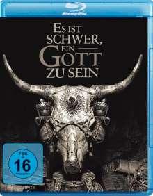 Es ist schwer, ein Gott zu sein (OmU) (Blu-ray), Blu-ray Disc