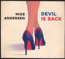 Mike Andersen: Devil Is Back, CD