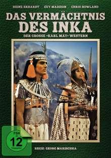 Das Vermächtnis des Inka, 2 DVDs