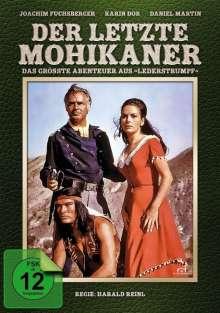 Der letzte Mohikaner (1965), DVD